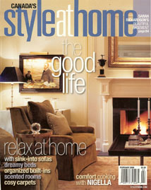 Style at Home, February 2006